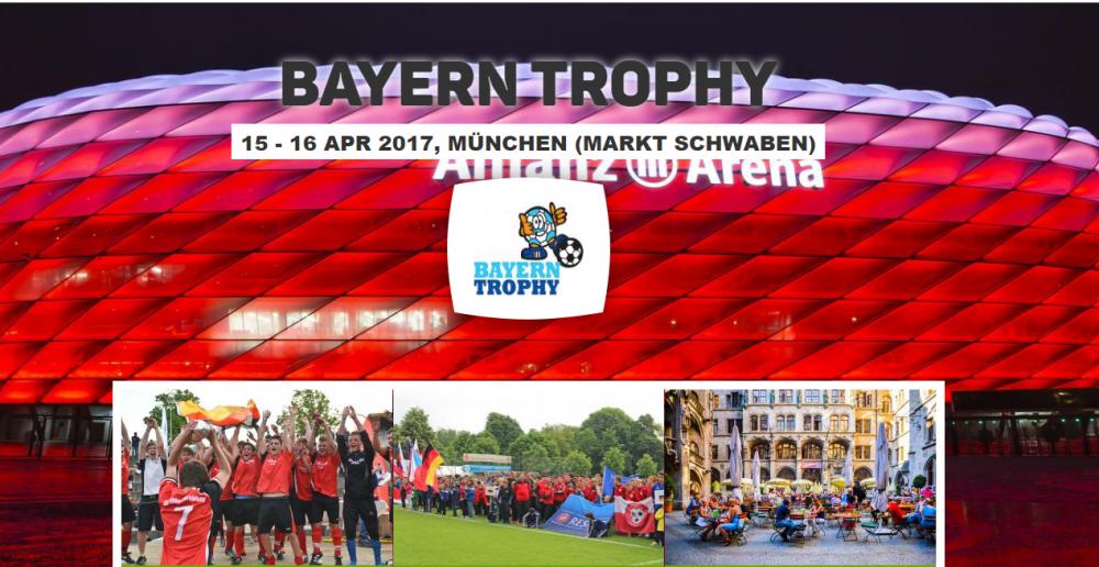 Bayern Trophy 2017